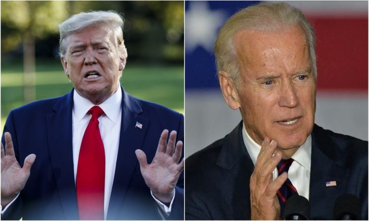 What should people watch out for in the first Trump v Biden debate?