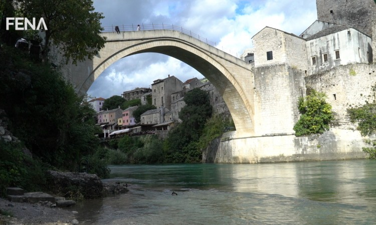 Musa: Dramatic drop in tourist arrivals and overnight stays in Mostar and Sarajevo