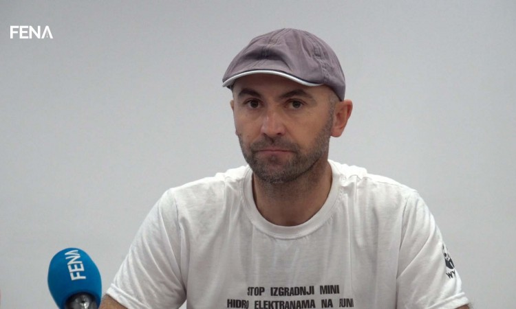 Arapović: Annulment of construction permit for small HPP on Buna is a great victory