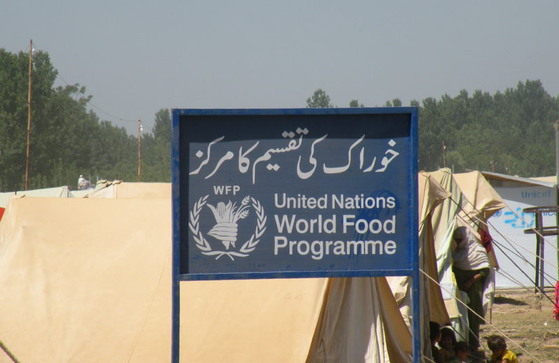 Nobel Peace Prize goes to UN World Food Programme