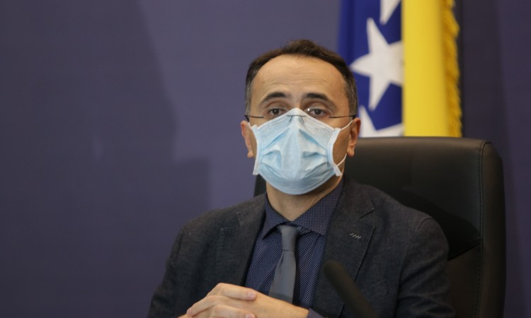 Musa: We have a situation of accelerated virus transmission in FBiH