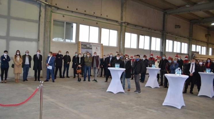 'Liberty Group' company opens in Brčko, it will create 1,000 new jobs