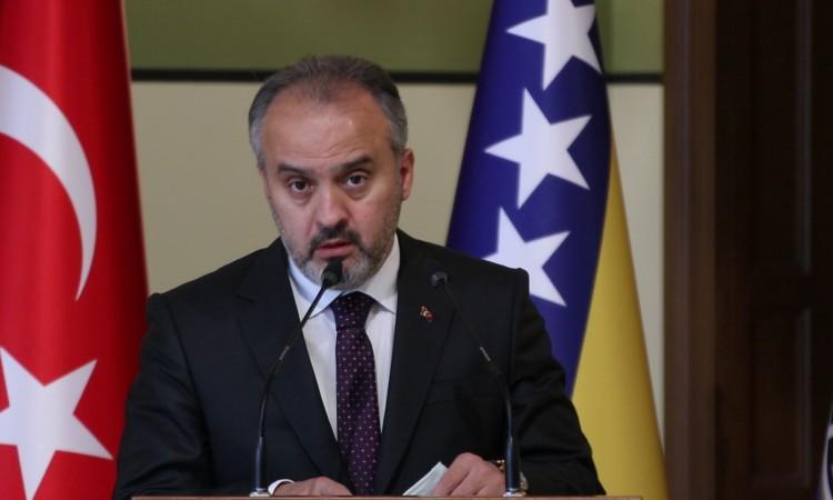 Skaka – Aktaş: Sarajevo and Bursa have been twin cities for 41 years