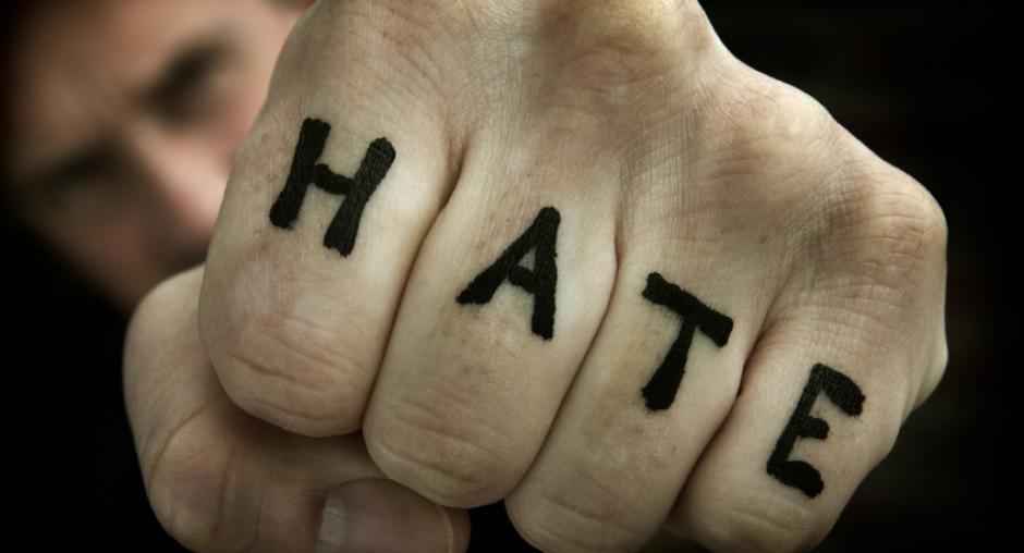 """Hate speech online reduced as report into """"STOP! Hate Speech"""" campaign shows"""