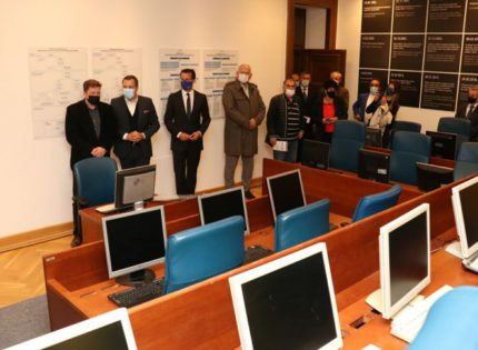 'Showcasing the Work and Contribution of ICTY' exhibition opens in Sarajevo