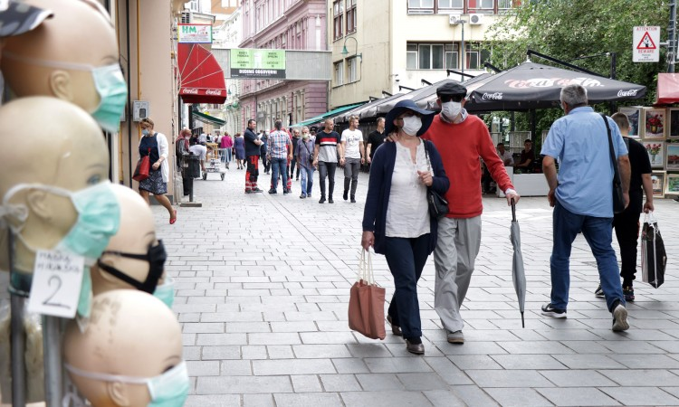 FBiH registers 24.9 thousand tourists in March, mostly from UAE and Serbia