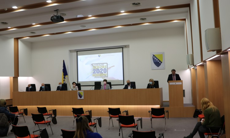 CEC BiH orders ballots recount from several polling stations in Mostar