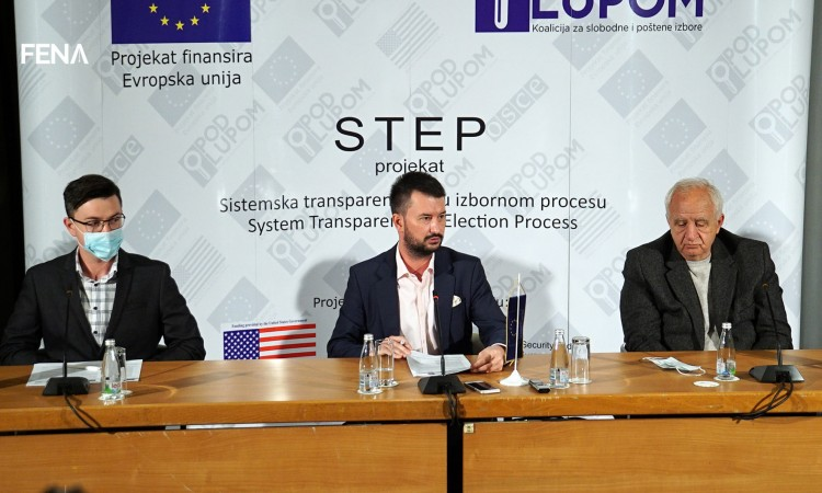 Election observers: Intimidation and pressure on voters in Doboj and Srebrenica