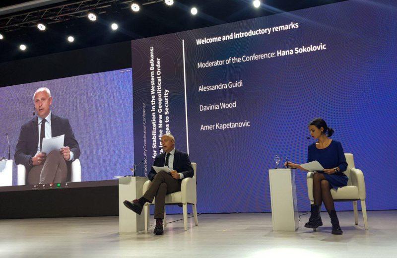 Kapetanović: Illegal immigration a phenomenon which no single country can fix alone