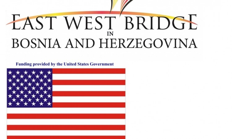 East West Bridge: Bosnia and Herzegovina for all of us