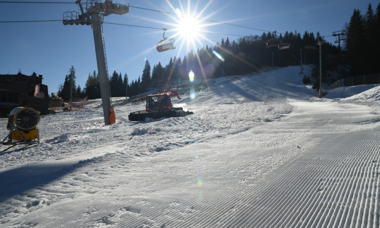 Jahorina ski resort opens today