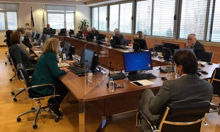 HJPC BiH members demand Tegeltija's resignation at an extraordinary session