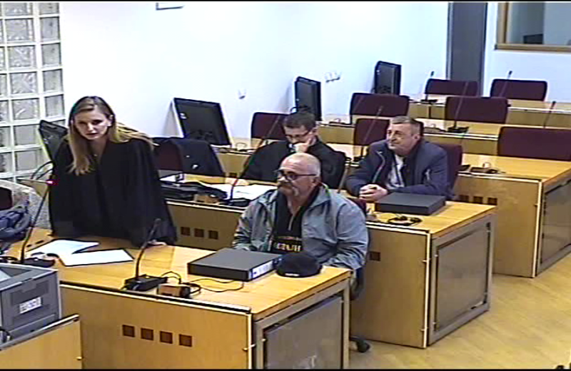 Former Serb soldiers Paprica and Ognjenović sentenced to eight years each for wartime rape in Foča