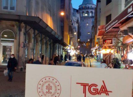 Istanbul: Tourism lively despite Covid-19 pandemics
