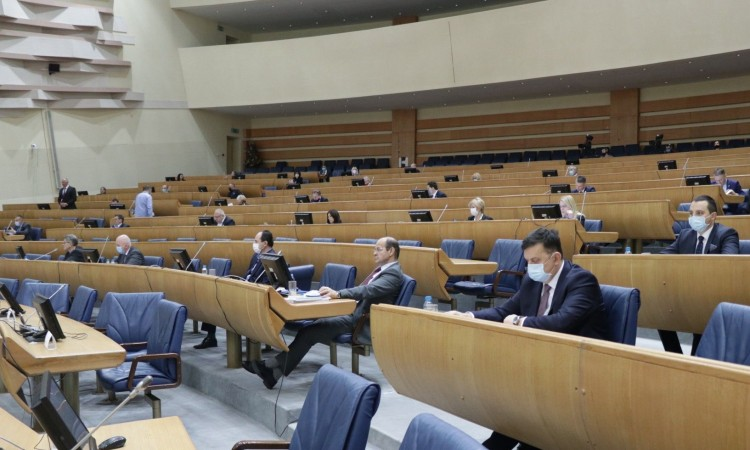 BiH PA HoR MPs refuse to consider the dismissal of the Council of Ministers