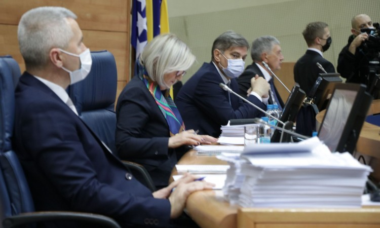 No support for amendments to BiH Constitution in the HoR of the state parliament