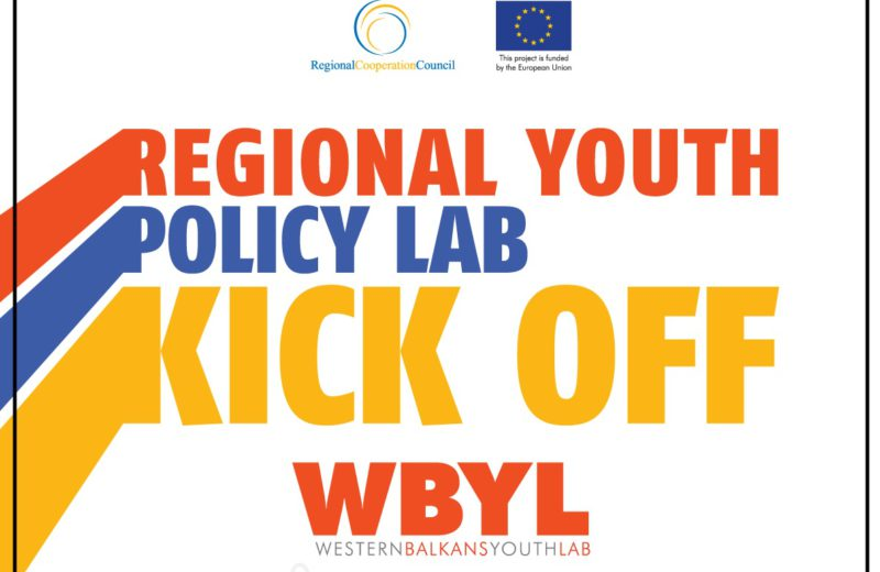 RCC launches the first Western Balkans Youth Policy Lab tackling unemployment