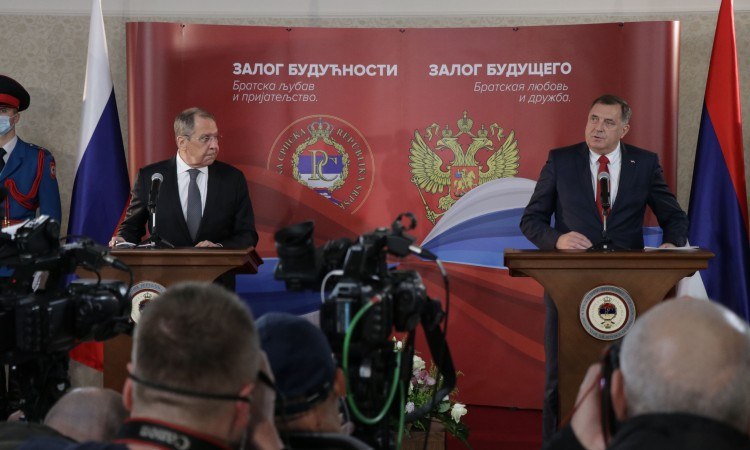 Dodik and Lavrov fully agree – Office of the High Representative in BiH should be closed