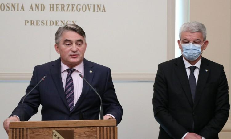 Komšić and Džaferović refused to meet with Lavrov: BiH has its dignity