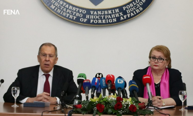 Lavrov: We respect BiH sovereignity, but OHR should be closed