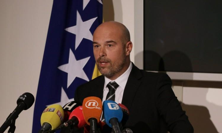 Tegeltija submits written resignation