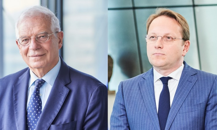 Borrell and Varhelyi welcome the holding of the elections in Mostar