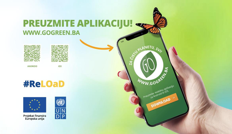 Sarajevo high school students develop a mobile app for waste scanning