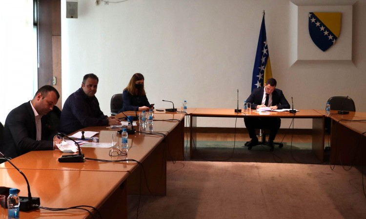 Contracts for Roma housing program in BiH for 2020 signed today