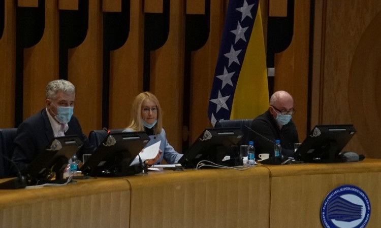 Vaccines should be priority for BiH Council of Ministers and other institutions
