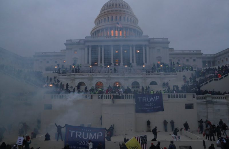 Death toll rises to 5 at Capitol riots in US capital