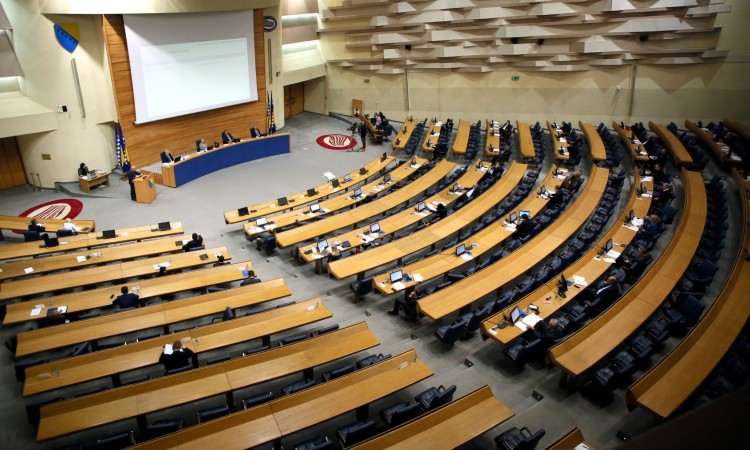 HoR MPs support the dismissal of Deputy Minister of Civil Affairs Siniša Ilić