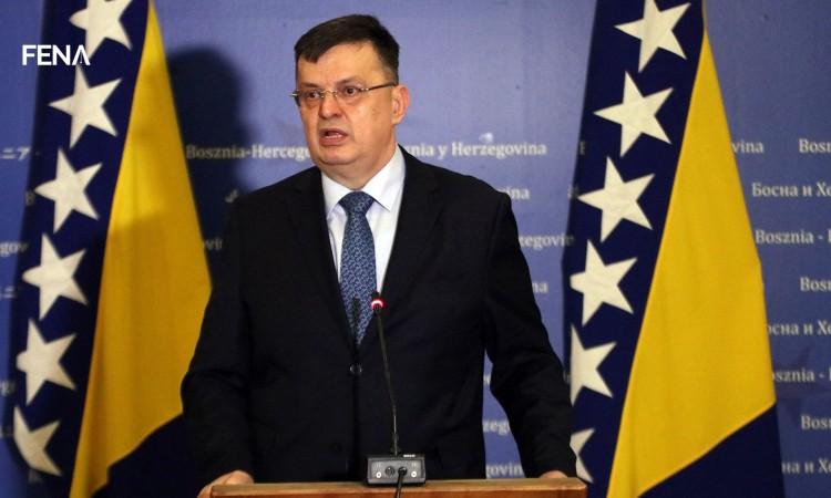 Tegeltija: EU should have been more tolerant towards BiH