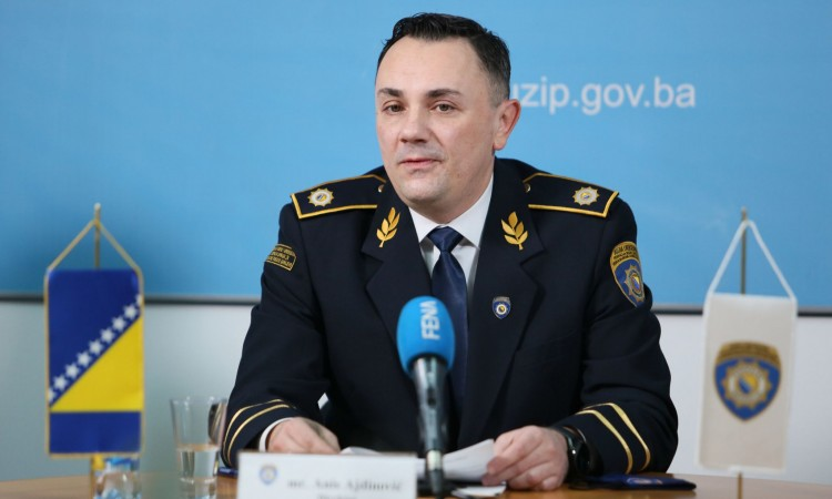 Ajdinović: The crisis has shown that FUZIP is ready to respond to challenges