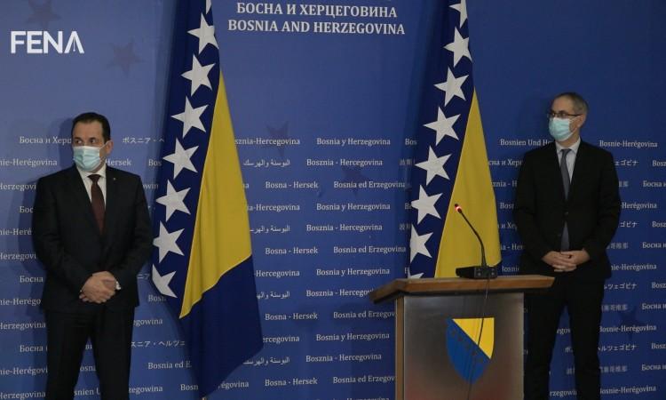 Cikotić and Štefanek agree on the need for better migration management