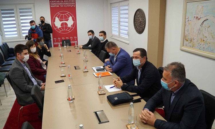 BH Bloc rejects Coalition for Mostar's offer for a broader coalition with HDZ BiH