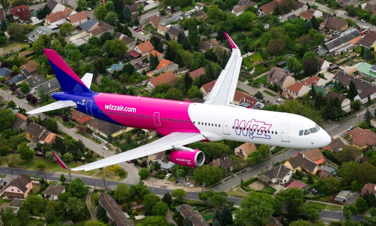 Wizz Air announces opening of a new base in Sarajevo and nine new routes