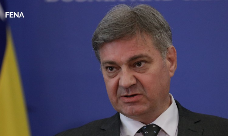 Zvizdić: The state of BiH is in charge for procuring vaccines