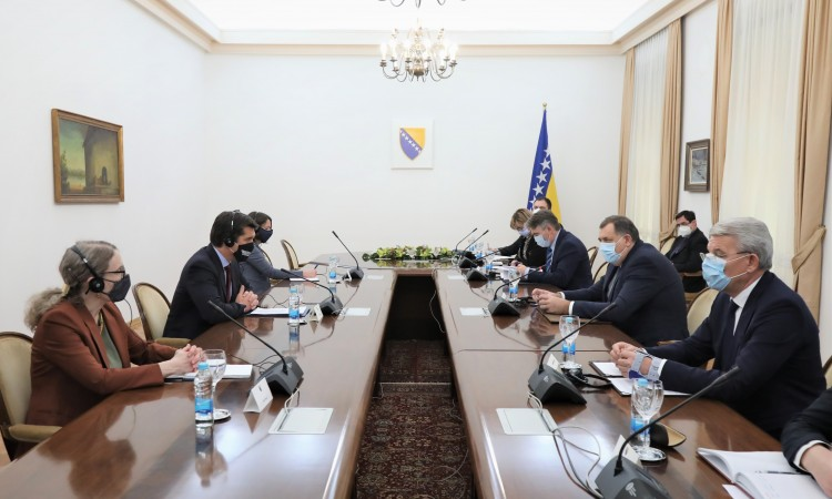 BiH and USA to sign Memorandum on economic cooperation soon