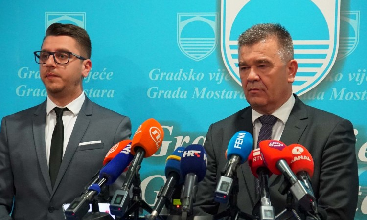 Mostar City councilors confident the mayor would be elected on Wednesday