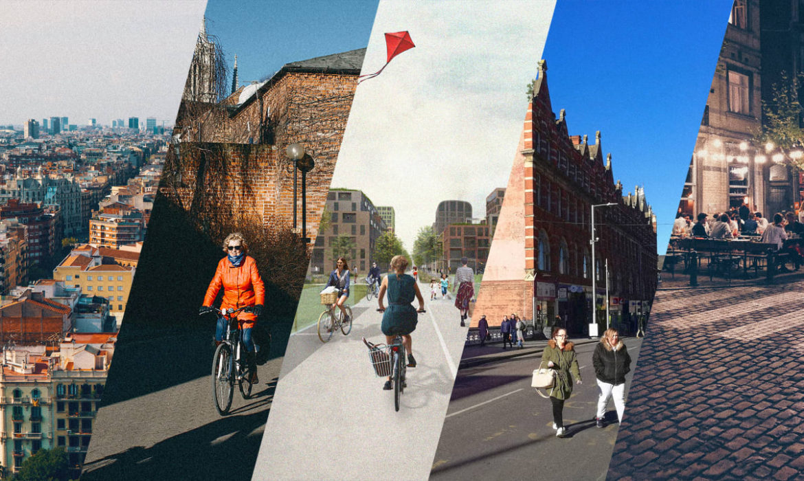 Krebs: Cities in the future will be without cars or at least with fewer of them