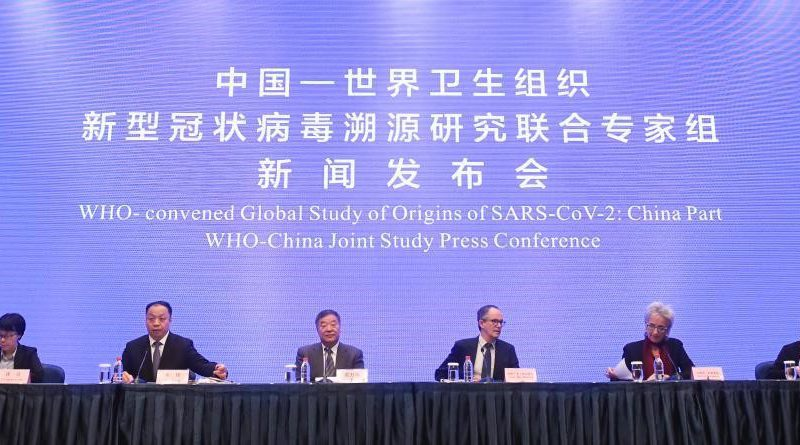Outcomes of WHO-China joint study in Wuhan released
