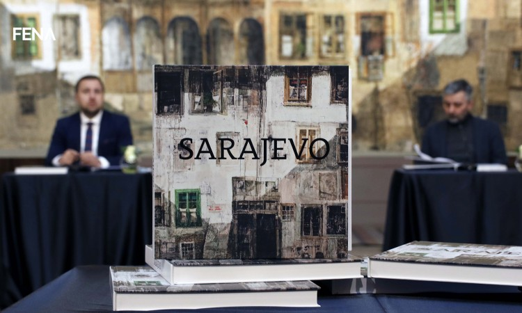 Monograph of Sarajevo is a lasting reminder of city's rich history and heritage