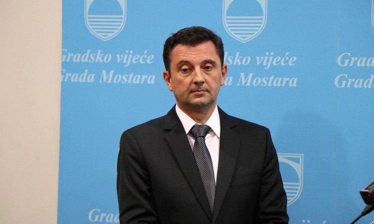 Kordić: I will try not to politicize the problems of Mostar, but to solve them