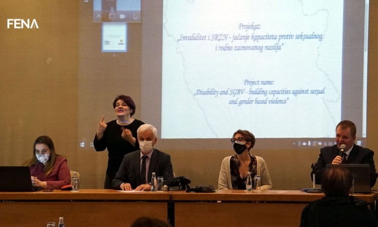 'Disability and sexual and gender-based violence' project presented