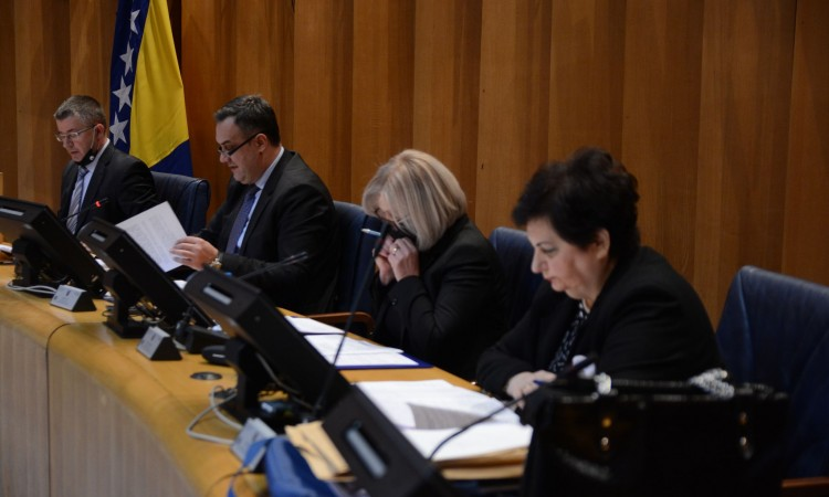 BiH parliamentarians urge for the signing of readmission agreements