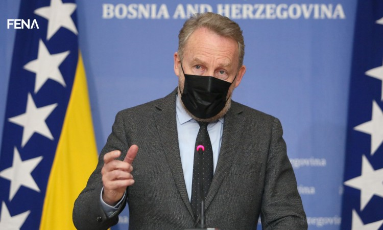 Izetbegović: We have to resolve open issues in FBiH by end of March