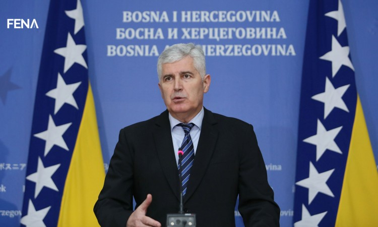 Čović: As of next week, all open issues in FBiH will be on the table