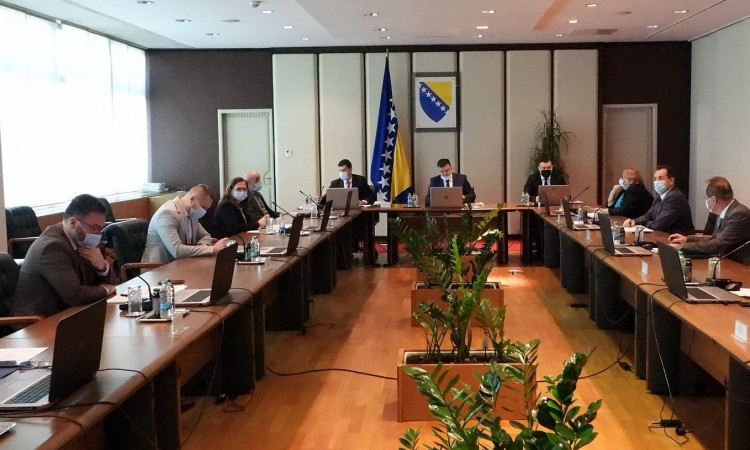 BiH CoM adopts Strategy for Control of Small Arms and Light Weapons in BiH