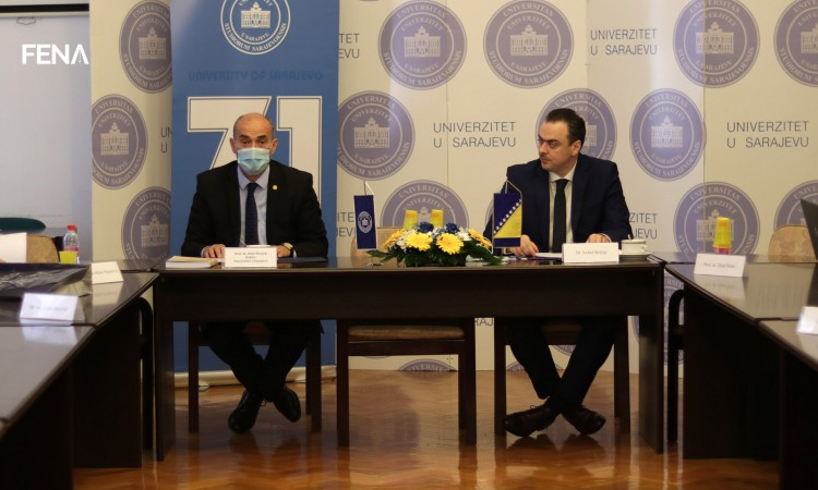 University of Sarajevo holds a panel on the occasion of March 1 – BiH Independence Day