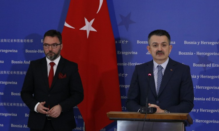 Free Trade Agreement between BiH Turkey to be ratified by March 16